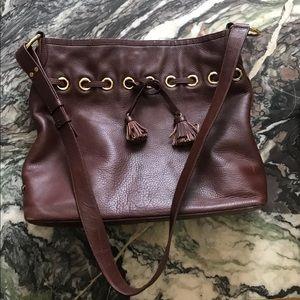 ColeHaan  leather Handbag super cute